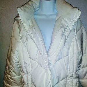 NWOT- Faded Glory puffy coat- 1X(16)
